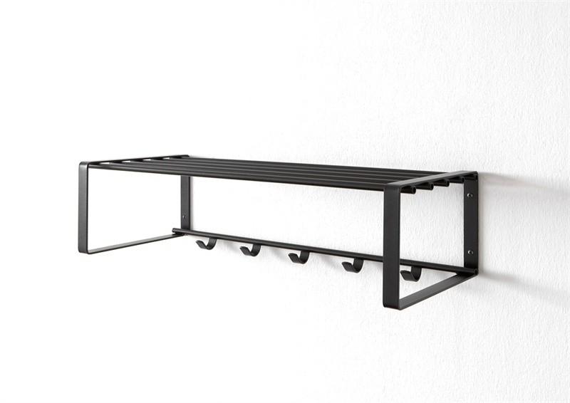Spinder Design - Rex 2 kapstok Zwart