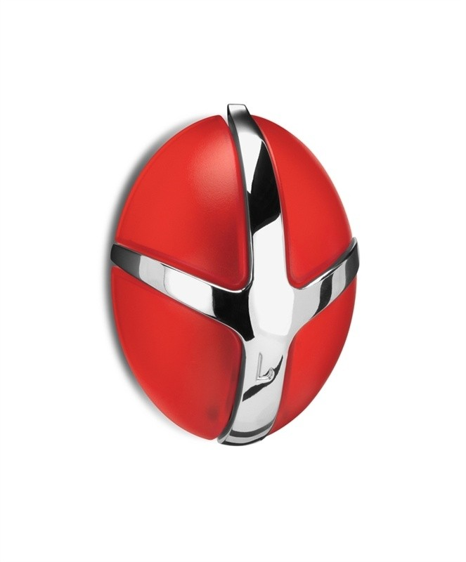 Spinder Design - DE TICK ® Transparant Rood
