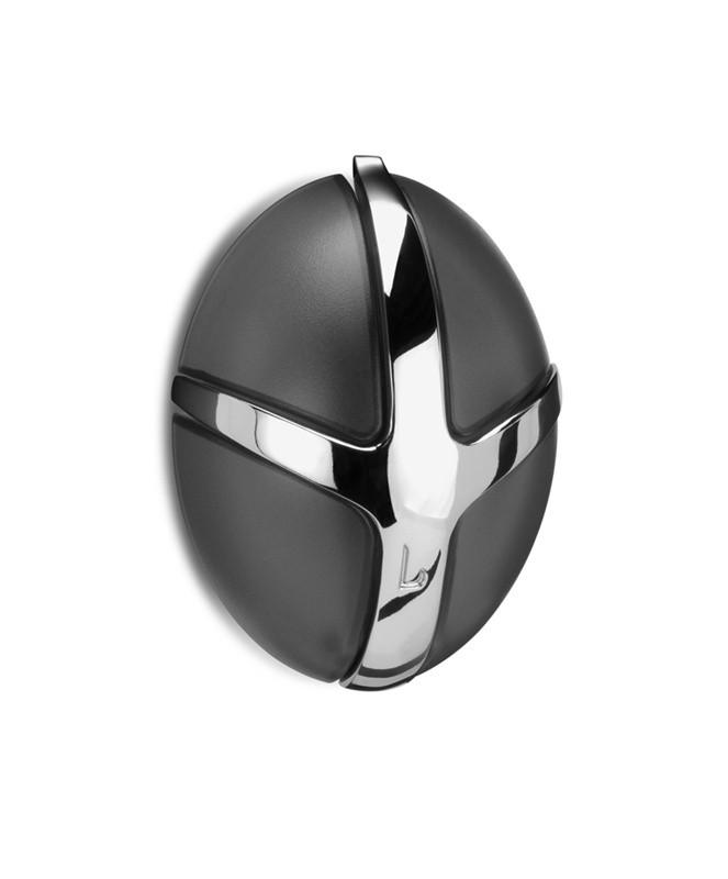 Spinder Design - DE TICK ®  Transparant zwart