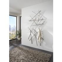 Spinder Design - Rvs kapstok Matches, kunstwerk voor uw entree!