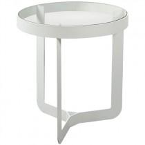 Spinder Design Douglas Bijzettafel Wit 40cm