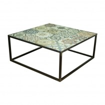 Spinder Design - Ibiza Salontafel 80x80