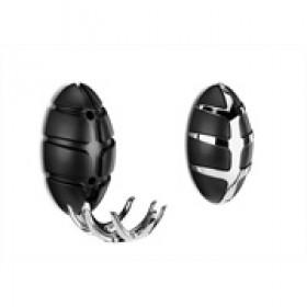 Spinder Design - BUG kapstok Zwart 7-haaks